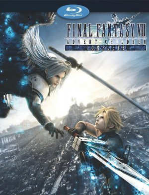 Final Fantasy VII: Advent Children Cover