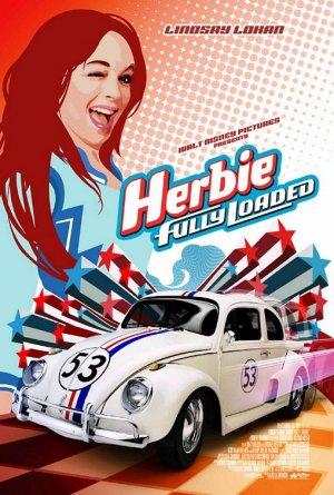 Herbie Fully Loaded - Ein toller Käfer startet durch 509x755