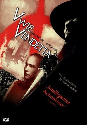 V for Vendetta 698x1000