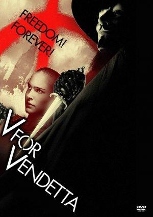 V for Vendetta 705x1000
