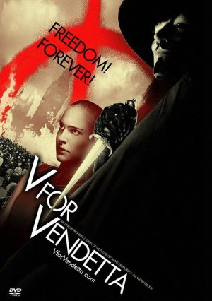 V for Vendetta 704x1000