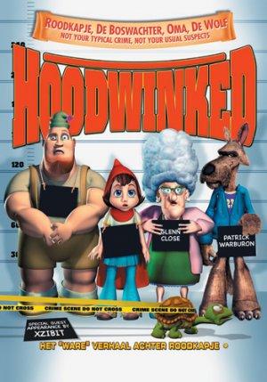 Hoodwinked! 350x500