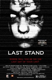 Last Stand poster
