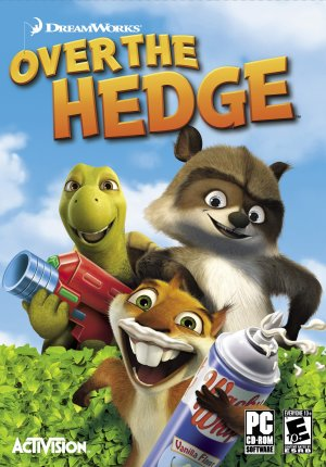 Over the Hedge 1570x2249