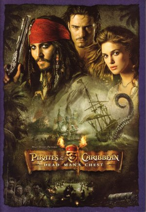 Pirates of the Caribbean: Dead Man's Chest 1500x2178