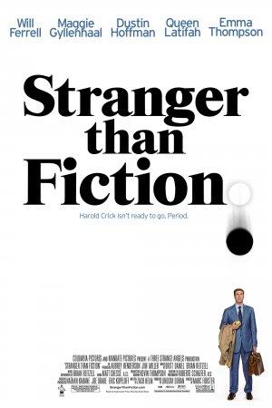 Stranger Than Fiction 2000x3000