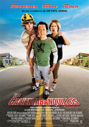 The Benchwarmers 488x700