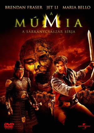The Mummy: Tomb of the Dragon Emperor 1535x2175