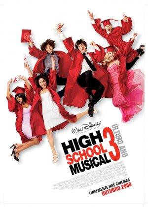 High School Musical 3: Senior Year 841x1181