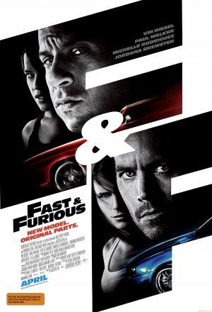 Fast & Furious 2414x3543