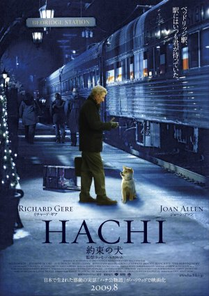 Hachi: A Dog's Tale 1433x2028