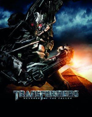 Transformers: Die Rache 2953x3773
