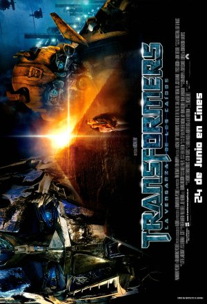 Transformers: Die Rache 3400x5000
