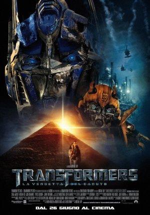 Transformers: Die Rache 1190x1700