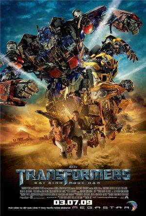 Transformers: Die Rache 884x1305
