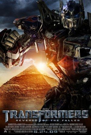 Transformers: Die Rache 3149x4670