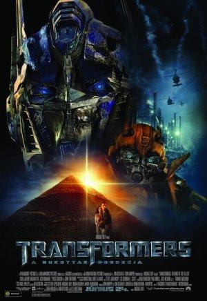 Transformers: Die Rache 482x700