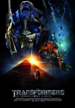 Transformers: Die Rache 2580x3709