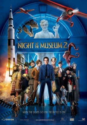Night at the Museum: Battle of the Smithsonian 1378x1969
