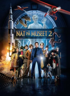 Night at the Museum: Battle of the Smithsonian 3668x5000