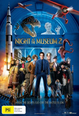 Night at the Museum: Battle of the Smithsonian 1950x2857