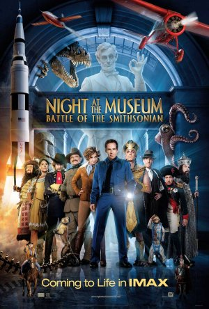 Night at the Museum: Battle of the Smithsonian 800x1185