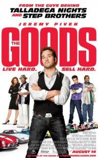 The Goods - Schnelle Autos, schnelle Deals poster