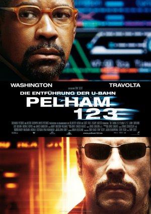 The Taking of Pelham 123 989x1400
