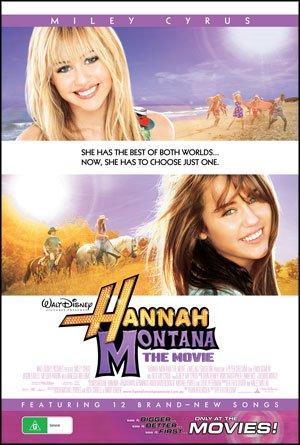 Hannah Montana: The Movie 300x445