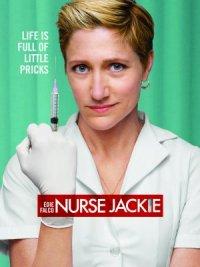 Nurse Jackie - Terapia d'urto poster