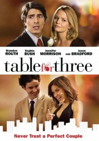 Table for Three poster