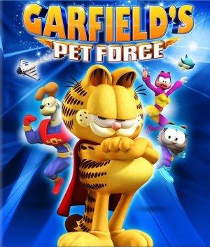 Garfield - Tierische Helden 500x590
