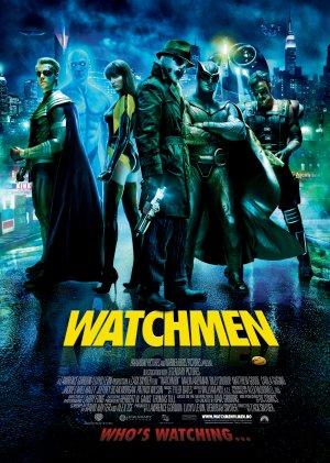 Watchmen 3562x5000