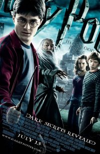The Half-Blood Prince poster