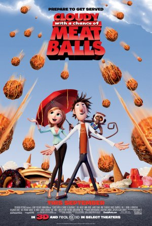 Cloudy with a Chance of Meatballs 2019x3000