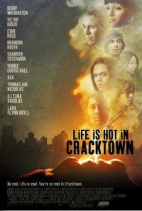 Life Is Hot in Cracktown poster