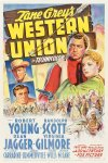 Western Union poster