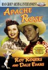 Apache Rose Cover