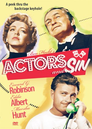 Actor's and Sin Cover