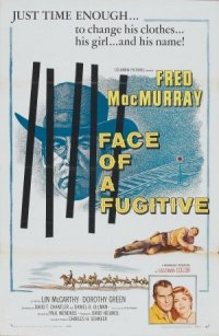 Face of a Fugitive poster