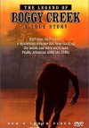 The Legend of Boggy Creek Cover