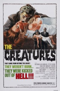 The Creatures from Beyond the Grave poster