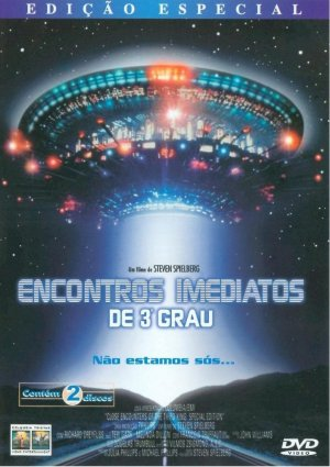 Close Encounters of the Third Kind Cover
