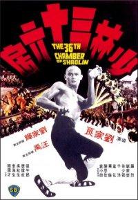 Shaolin Master Killer poster