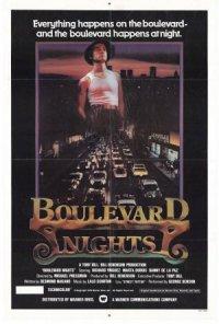 Boulevard Nights poster