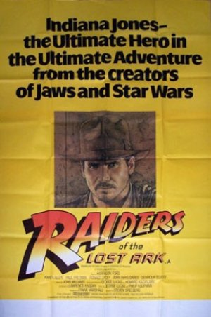 Raiders of the Lost Ark 310x467