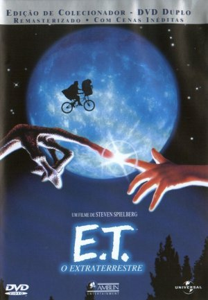 E.T. the Extra-Terrestrial 693x1000