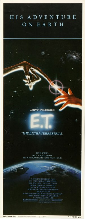 E.T. the Extra-Terrestrial 883x2267