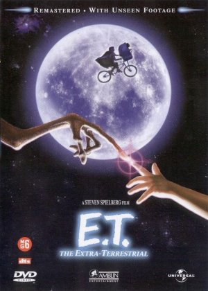 E.T. the Extra-Terrestrial 535x749