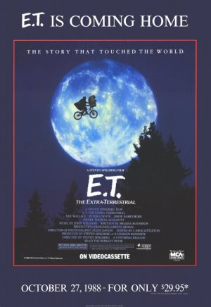 E.T. the Extra-Terrestrial 580x842